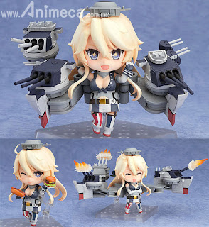 Figura Iowa Nendoroid Kantai Collection KanColle
