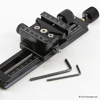 Hejnar Photo MS-3_8 Linear Motion Macro Focusing Rail Review