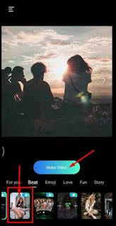 Cara Edit Video Beat Musik Dengan Aplikasi Beat.ly