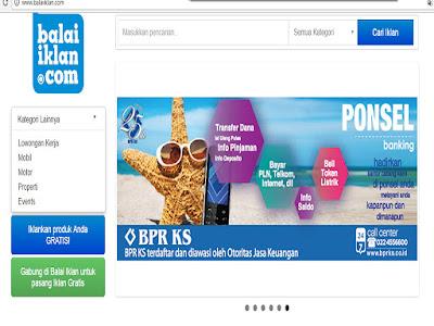Yuk, Pasang Iklan Online atau Iklan Koran Mu di Balaiiklan.com