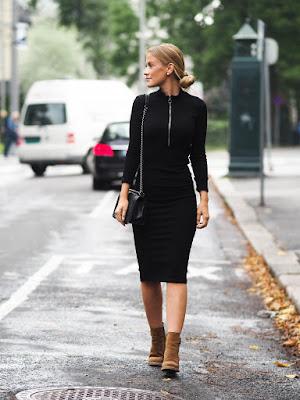 Botas de otoño para mujer
