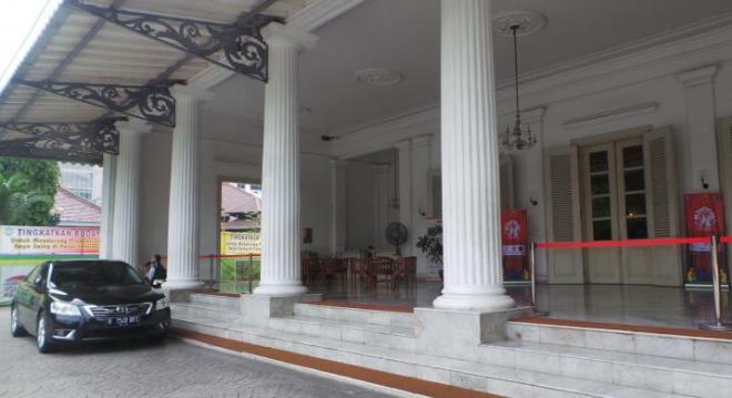 Balai Kota DKI Jakarta Kini Tanpa Ahok...