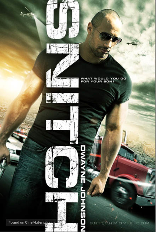Snitch (2013) Dual Audio Hindi 720p BluRay 900MB ESubs