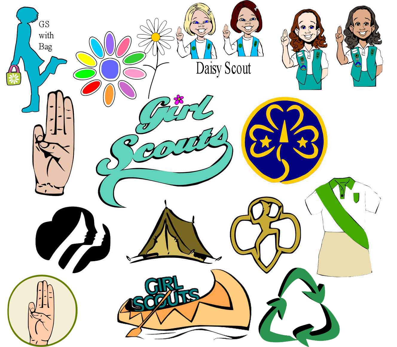 Girl Scouts Of Ludlow Massachusetts Training