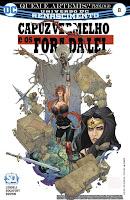 DC Renascimento: Capuz Vermelho e os Foras da Lei #8