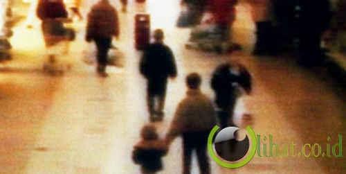 Foto CCTV James Bulger