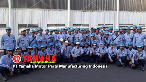 Lowongan Kerja PT. Yamaha Motor Parts Manufacturing Indonesia (PT. YPMI) Karawang