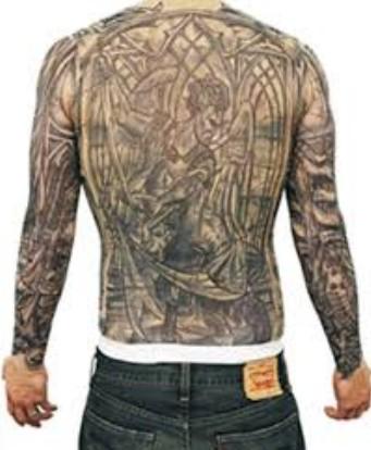 Tattoo puzzle on body michael scofield prison break info all news tatto puzzle on body michael scofield prison break malvernweather Gallery