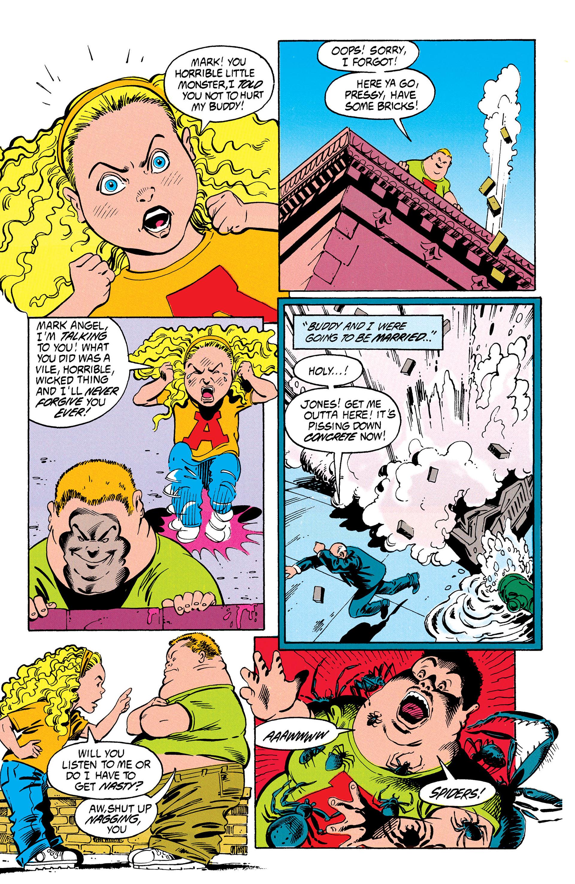 Read online Animal Man (1988) comic -  Issue #31 - 3