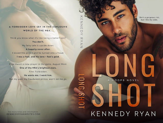 Kennedy Ryan: Long Shot (Hoops #1)