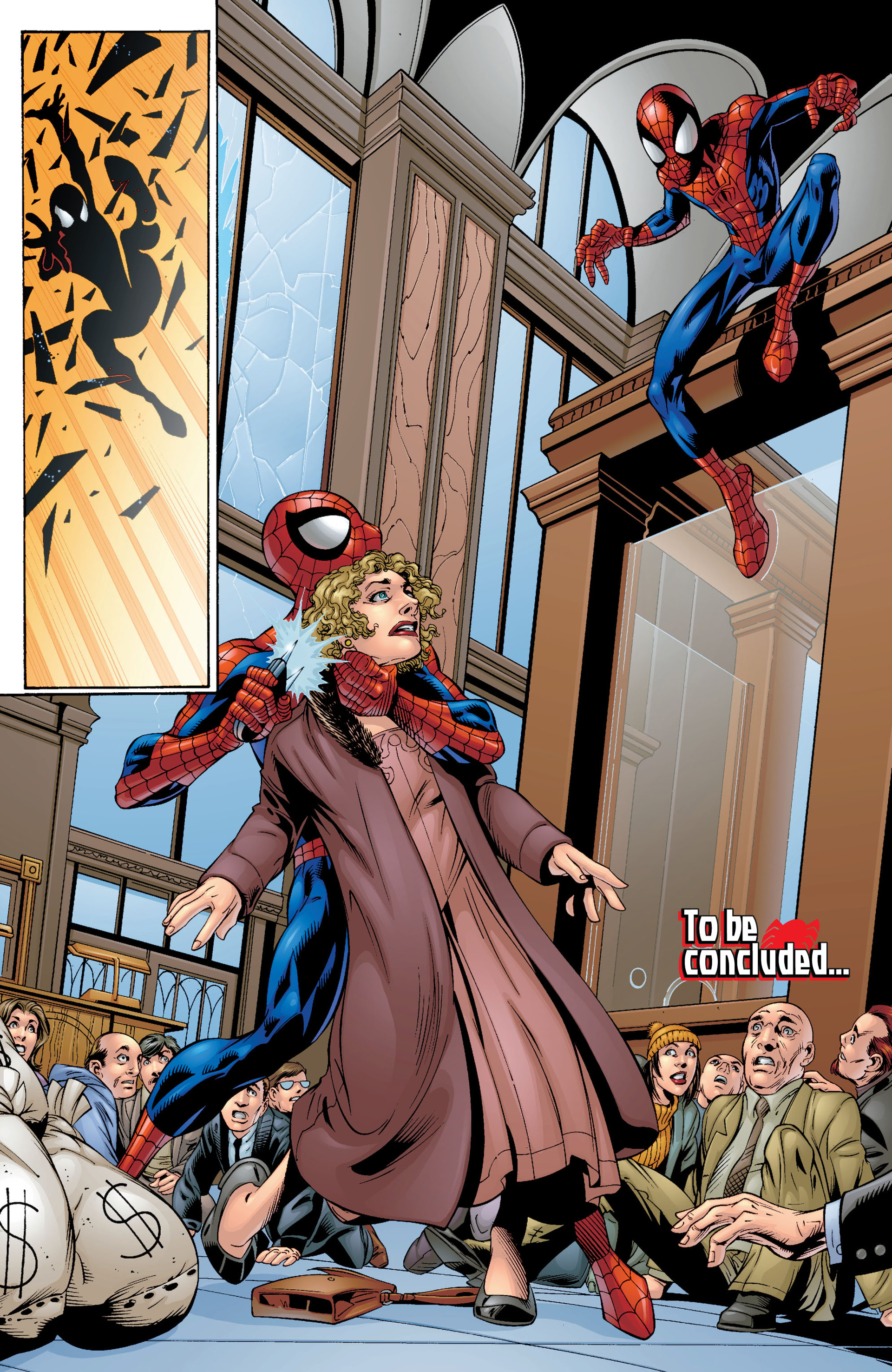 Read online Ultimate Spider-Man (2000) comic -  Issue #31 - 22