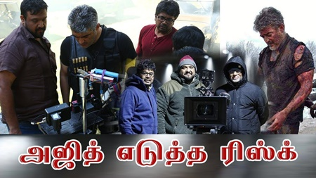 Interview with Cinematographer Vetri on Vivegam experience