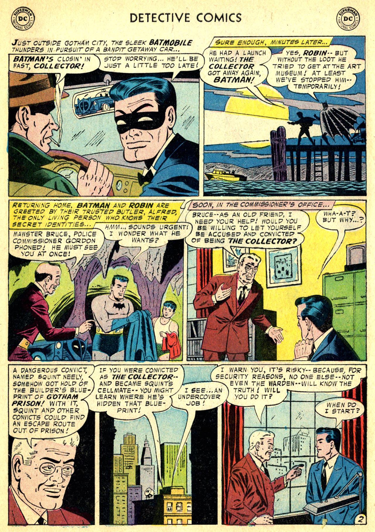 Read online Detective Comics (1937) comic -  Issue #249 - 4