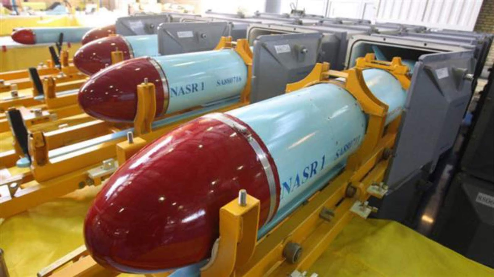 Pesawat tempur Sukhoi Iran akan di pasangi rudal jelajah