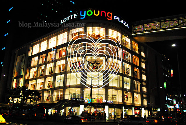 Seoul Lotte Young Plaza
