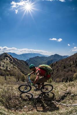 Gardasee mit dem Mountainbike