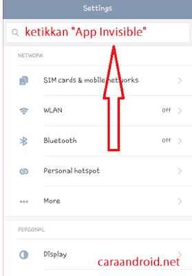 Cara Menyembunyikan Aplikasi di Semua Xiaomi Termudah