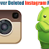 How to Find Deleted Instagram Pictures
