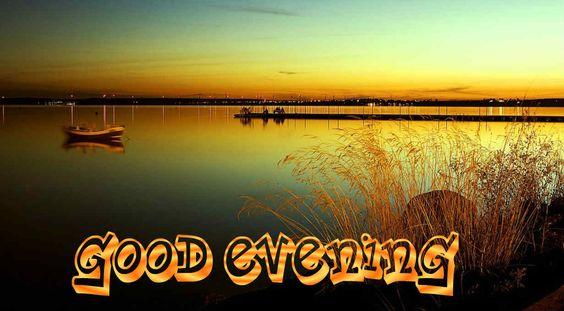 Good Evening Nature View HD Picture
