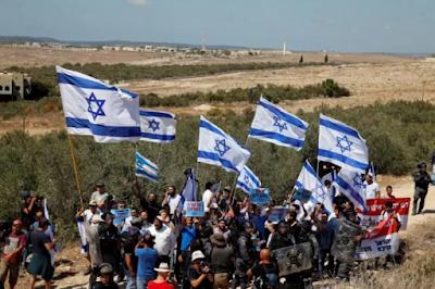 Mayoritas Warga Israel Tak Ingin Negara Palestina Terbentuk