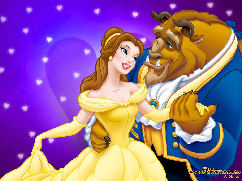 HQ Wallpapers: Beauty And The Beast Wallpapers