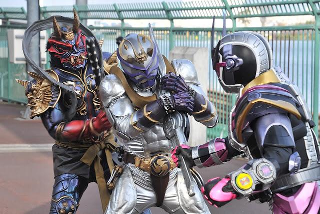 Kamen Rider Zi-O Episode 34 Sub Indo