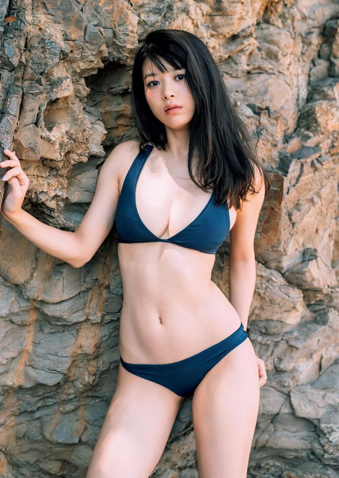 Fumika Baba 馬場ふみか, Weekly Playboy 2017 No.44 (週刊プレイボーイ 2017年44号) Part.03