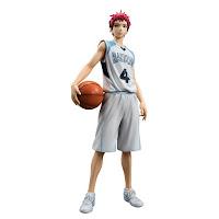 """Figuras: Seijūrō Akashi de """"Kuroko no basket"""" - MegahouseFiguras: Seijūrō Akashi de """"Kuroko nFiguras: Seijūrō Akashi de """"Kuroko no basket"""" - Megahouseo basket"""" - Megahouse"""