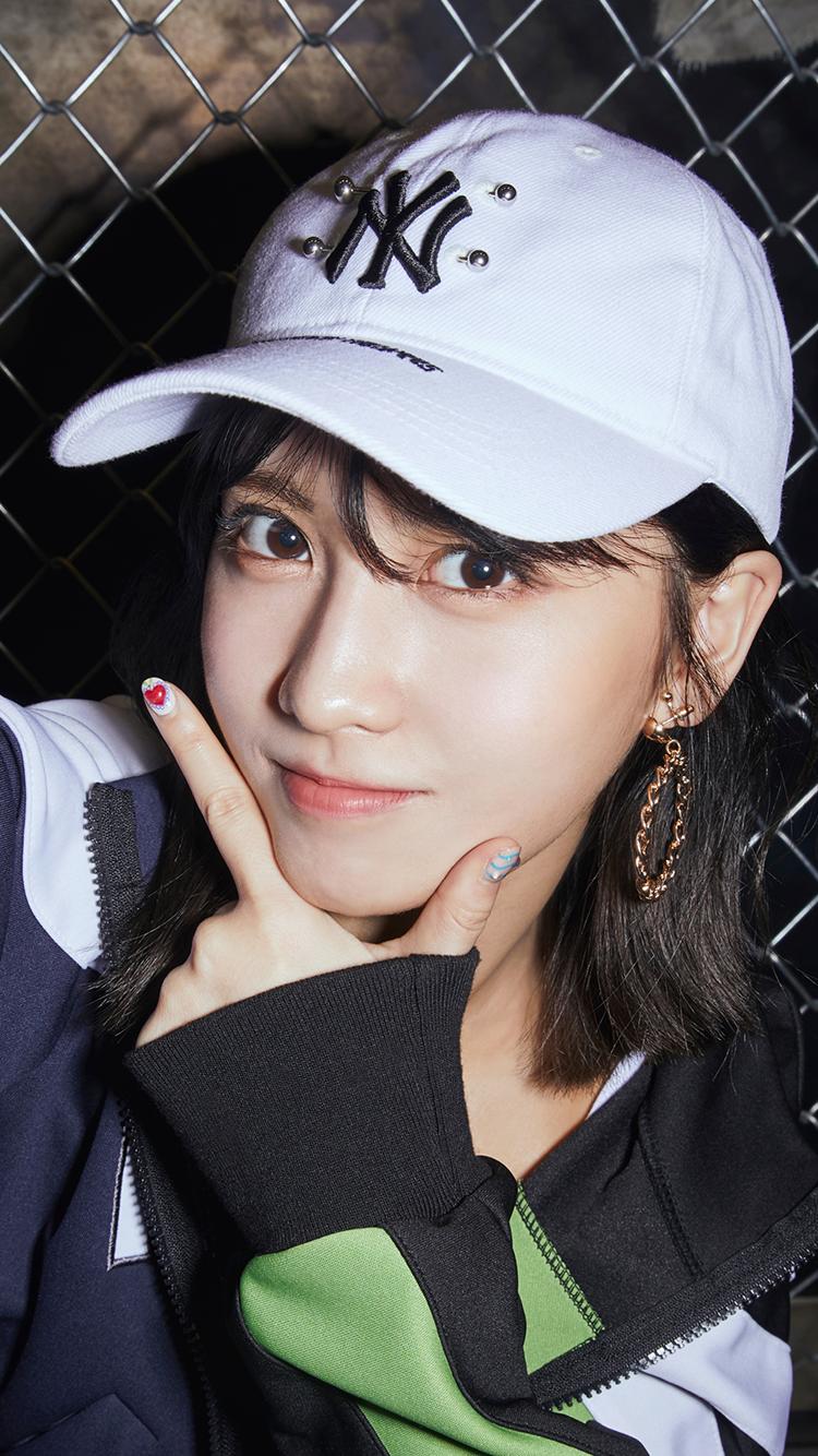 Twice Momo Jungyeon Phone Wallpaper
