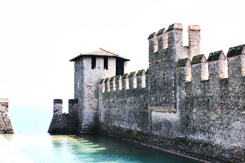 Best know Italian fortresses.