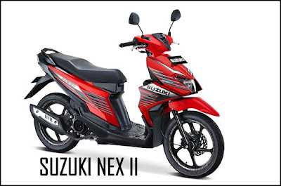Suzuki Luncurkan 5 Variant NEX II Secara Resmi di Indonesia