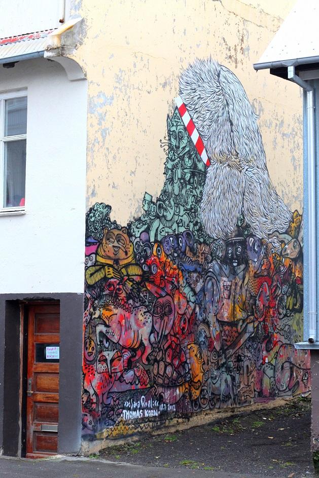 They Called It The Diamond Blog We Make Many Graffiti Reykjavik Street Art