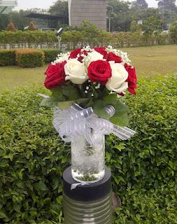 Rangkaian Bunga Meja Murah Di Jurang Mangu Timur