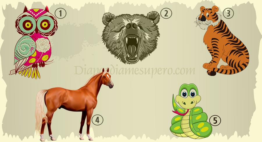 Test: Descubre qué revela de ti, tu elección de un animal tótem