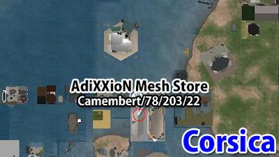 http://maps.secondlife.com/secondlife/Camembert/78/203/22