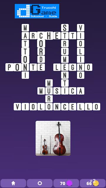 Soluzioni One Clue Crossword livello 10 schemi 11 (Cruciverba illustrato)  | Parole e foto