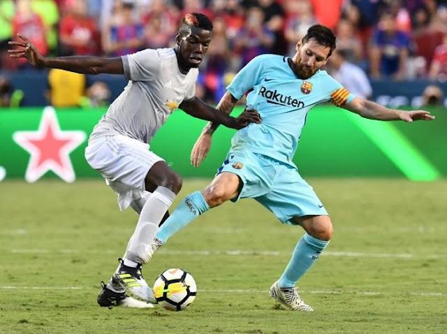 Ujian Besar Manchester United Bernama Barcelona