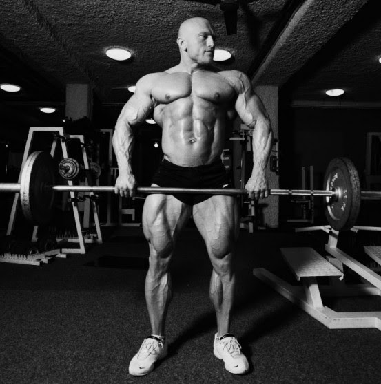 Worldwide Bodybuilders: Bald muscle from Czech Republic ...