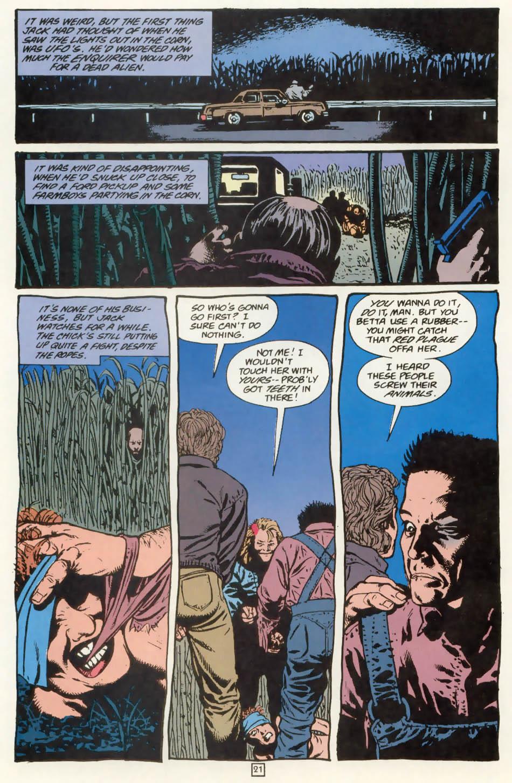 Read online Animal Man (1988) comic -  Issue #76 - 22