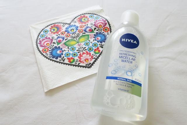 Osviežujúce čistenie s Nivea