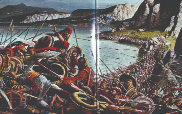 Kekuatan Persia dan Romawi Menghalangi Penyebaran Agama Islam