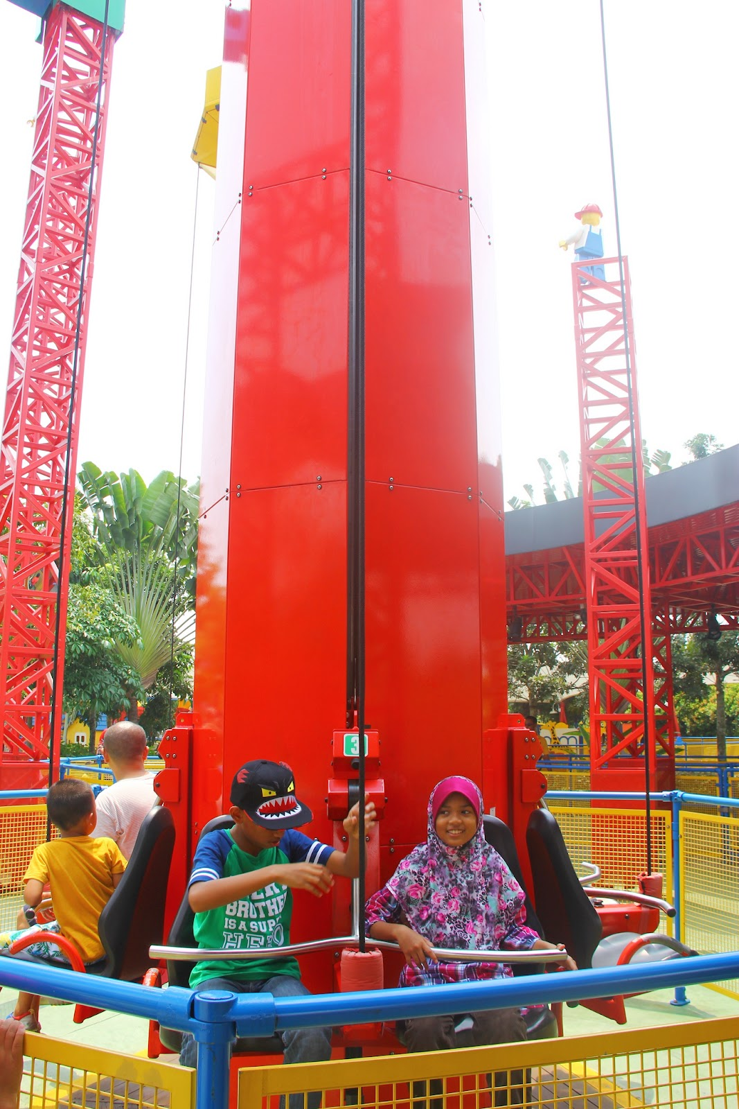 Kids Power Tower