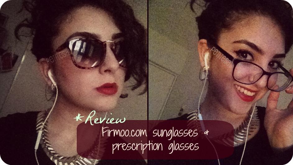 46b65e91fe PETITE-SAL  Review  Firmoo Prescription glasses   Sunglasses