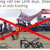 Thông điệp từ vụ lợi dụng đấu tranh vì môi trường và thể chế một đảng ở nước ta