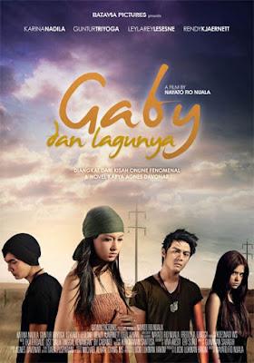 Gaby Dan Lagunya Poster