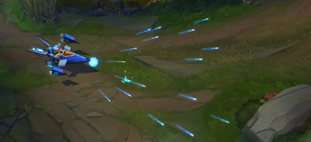 Surrender At 20: 3/14 PBE Update: New Summoner Icon