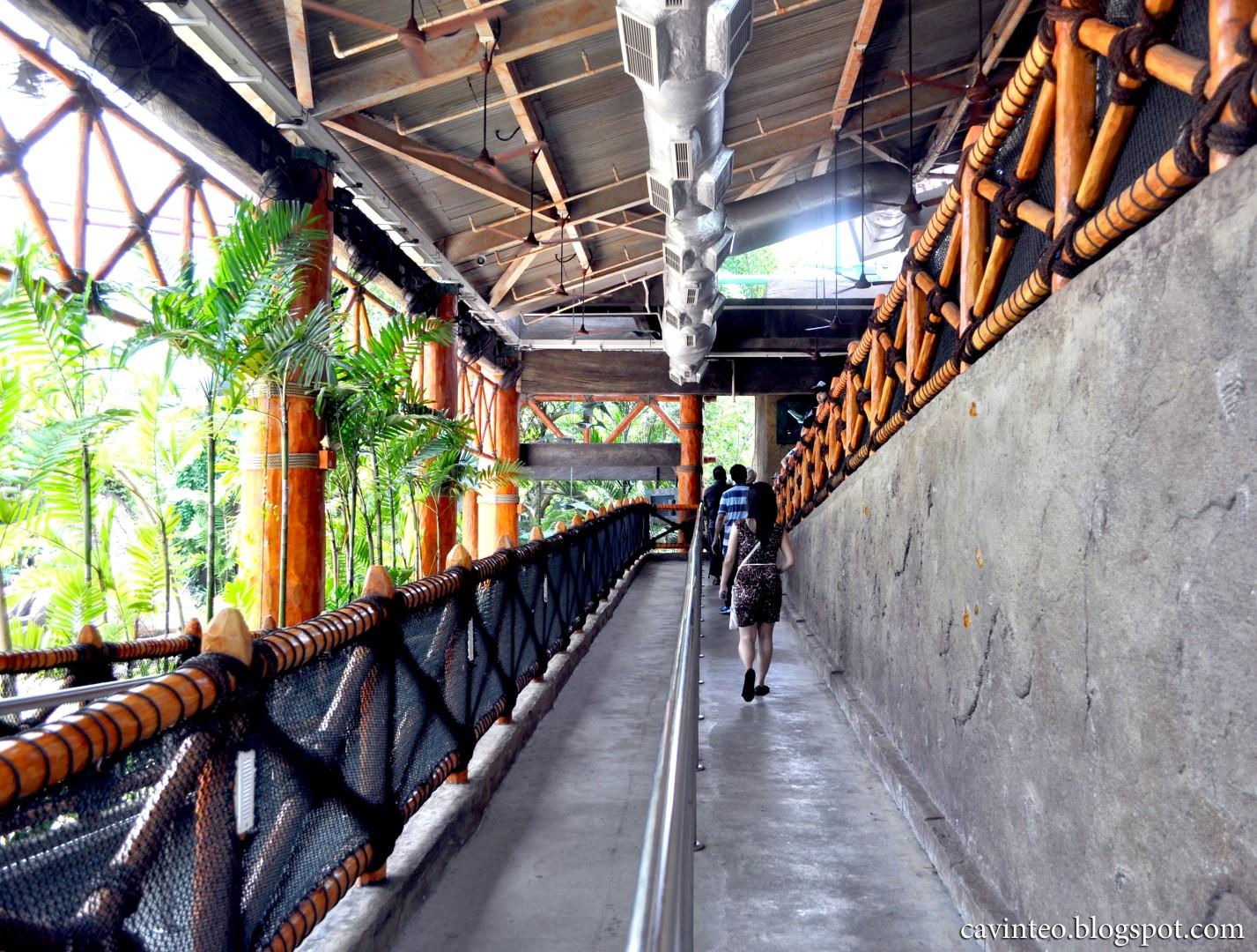 Entree Kibbles: Canopy Flyer @ Universal Studios Singapore ...
