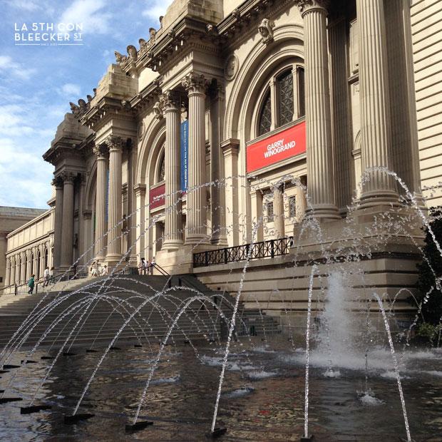 Museo Metropolitano de Nueva York edificio