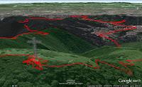 Bergamo to Canto Alto Hike
