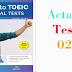 Listening Tomato TOEIC Actual Test 02
